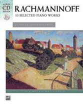 Picture of 10 Selected Piano Works Rachmaninoff
