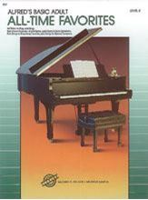 Picture of Alfred's Basic Adult Piano Course: All-Time Favorites Book 2