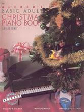 Picture of Alfred's Basic Adult Piano Course: Christmas Piano Book 1