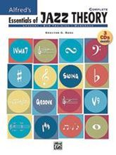 Picture of Alfred's Essentials of Jazz Theory Complete Bk/CD
