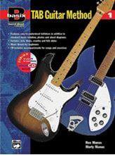 Picture of Basix TAB Guitar Method 1 Book/ECD