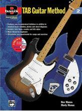 Picture of Basix TAB Guitar Method 2 Book/ECD