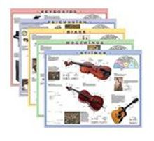 Picture of Instrument Family Posters and Outline Sheets