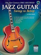 Picture of Jazz Guitar - Swing to Bebop Bk/Cd