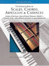 Picture of Scales Chords Arpeggios & Cadences - Complete Book