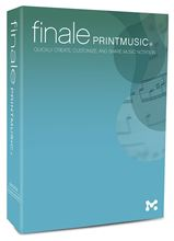 Picture of Finale Print Music 2014 Retail