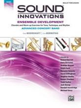 Picture of SOUND INNOVATIONS ADVANCED CB ENS DEV MALLET PERC