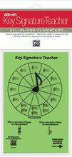 Picture of Alfreds Key Signature Teacher All in One Flashcard Green