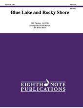 Picture of Blue Lake and Rocky Shore Brass Band