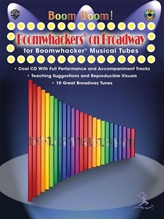 Picture of Boom Boom! Boomwhackers on Broadway Bk/CD