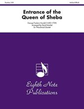 Picture of Entrance of the Queen of Sheba Woodwind Quintet