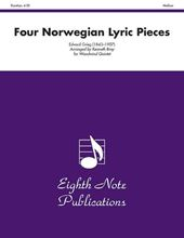 Picture of Four Norwegian Lyric Pieces Woodwind Quintet