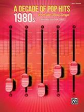 Picture of A Decade of Pop Hits 1980s Easy Piano