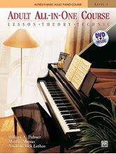 Picture of Alfred's Basic Adult All-in-One Course Book 1 Bk/DVD