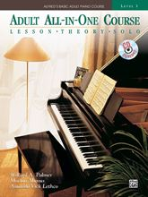 Picture of Alfred's Basic Adult All-in-One Course Book 3 Bk/CD