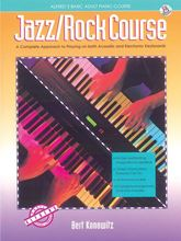 Picture of Alfred's Basic Adult Jazz/Rock Course Bk/CD