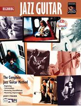 Picture of Beginning Jazz Guitar Bk/Cd