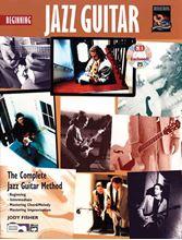 Picture of Beginning Jazz Guitar Bk/Cd