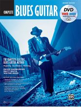 Picture of Blues Guitar Complete Book/OA