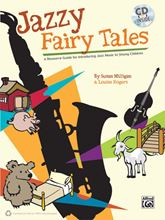 Picture of Jazzy Fairy Tales Bk/CD