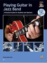 Picture of Playing Guitar in Jazz Band Bk/Cd