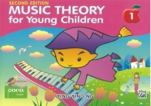 Picture of Music Theory For Young Children Book 1 2nd Edition