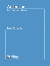 Picture of Airborne for Flute and Piano