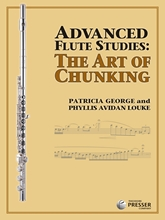 Picture of Advanced Flute Studies: The Art of Chunking