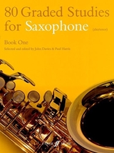 Picture of 80 Graded Studies for Saxophone Book 1