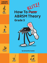 Picture of How to Blitz ABRSM Theory Grade 3