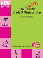 Picture of How to Blitz Musicianship Grade 3
