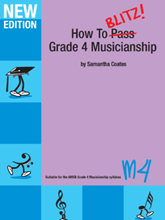 Picture of How to Blitz Musicianship Grade 4