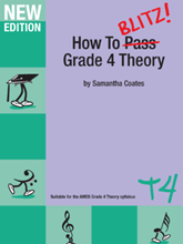 Picture of How to Blitz Theory Grade 4