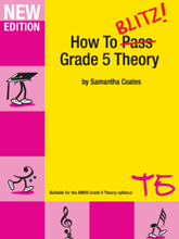 Picture of How to Blitz Theory Grade 5
