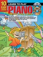 Picture of 10 Easy Lessons LTP Piano for Young Beginners Bk/CD/DVD