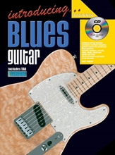 Picture of Introducing Blues Guitar Bk/CD