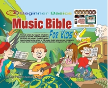 Picture of Beginner Basics Music Bible For Kids Pack