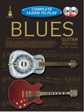 Picture of Complete Learn to Play Blues Guitar Manual Bk/2CD