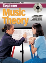 Picture of Progressive Beginner Theory Bk/CD