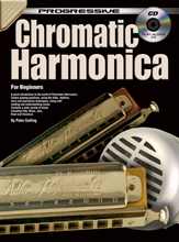 Picture of Progressive Chromatic Harmonica Bk/CD
