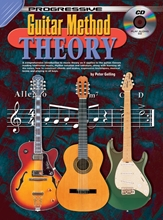 Picture of Progressive Guitar Method - Theory Bk/CD