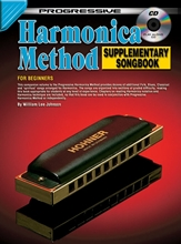 Picture of Progressive Harmonica Method Song Book Bk/CD