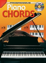 Picture of Progressive Piano Chords Bk/CD
