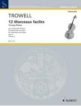 Picture of 12 Morceaux Faciles Bk2 Cello/Piano