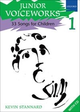 Picture of Junior Voiceworks 1 Bk/CD
