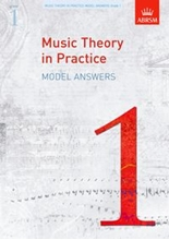 Picture of ABRSM Music Theory In Practice Model Answers Grade 1