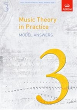 Picture of ABRSM Music Theory In Practice Model Answers Grade 3