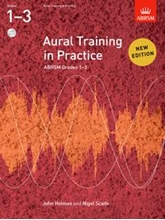 Picture of ABRSM Aural Training In Practice Grade 1-3 Book/CD