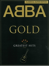 Picture of ABBA Gold Classical Guitar Edition