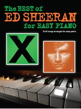 Picture of Best of Ed Sheeran for Easy Piano